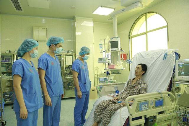Lần đầu tiên Việt Nam thành công ca ghép phổi từ người cho chết não - 3