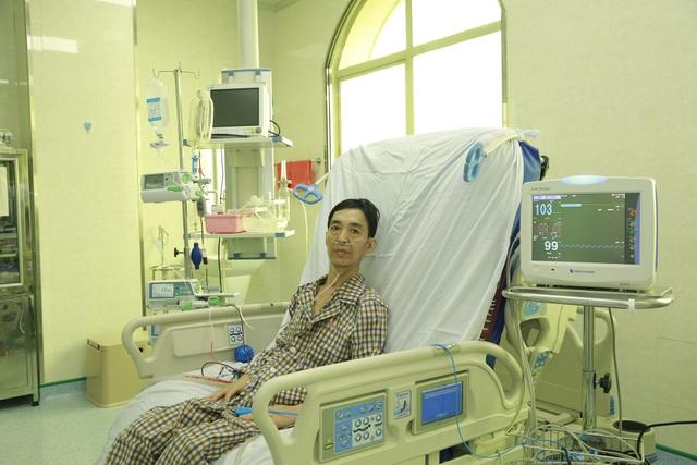 Lần đầu tiên Việt Nam thành công ca ghép phổi từ người cho chết não - 2