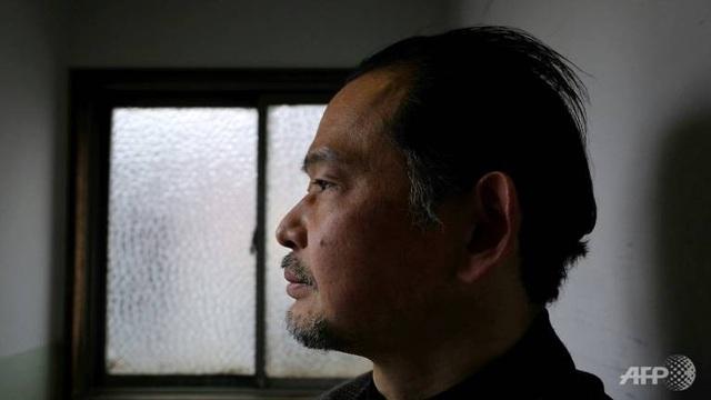 Áp lực của ông Ikeida đã hình thành từ bé do những trận đòn roi từ mẹ vì lơ là học tập. (Ảnh: AFP)