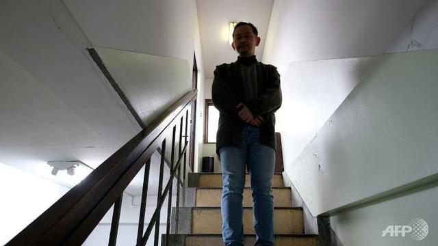Ông rất sợ viễn cảnh phải chết trong cảnh cô độc. (Ảnh: AFP)
