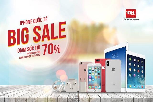 Cơ hội mua iPhone có 1 không 2 tại Việt Nam. - 1