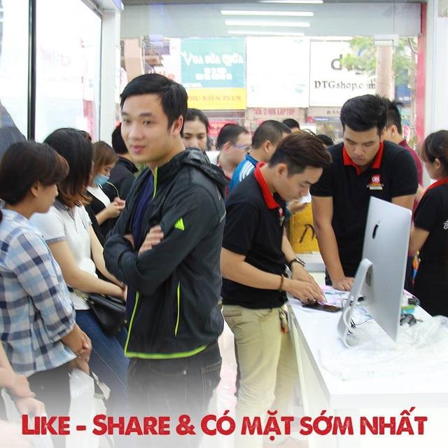 Cơ hội mua iPhone có 1 không 2 tại Việt Nam. - 2