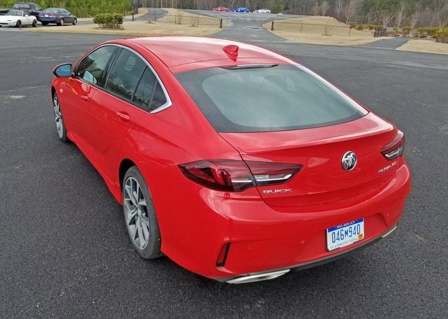 Buick gỡ tên thương hiệu gắn trên tất cả các xe - 1