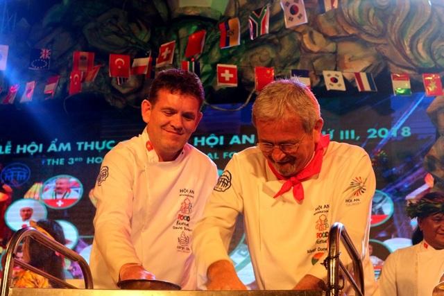 Bế mạc liên hoan ẩm thực quốc tế Hội An lần 3 - 3