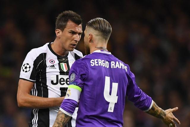 Juventus quyết phục hận Real Madrid