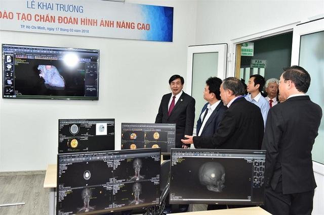 Công nghệ số được ứng dụng vào đào tạo sẽ nâng cao chuyên môn trong chẩn đoán cho các bác sĩ