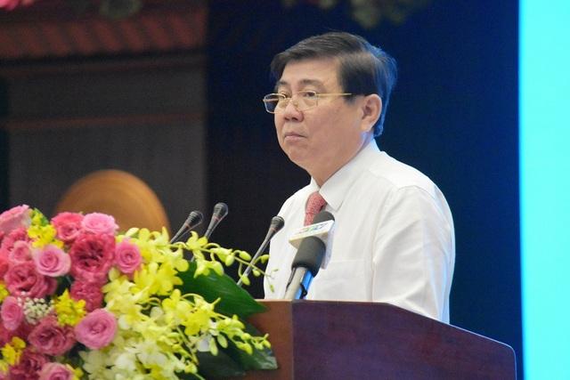 Chủ tịch UBND TPHCM Nguyễn Thành Phong cam kết chỉ thanh tra, kiểm tra doanh nghiệp 1 lần trong năm