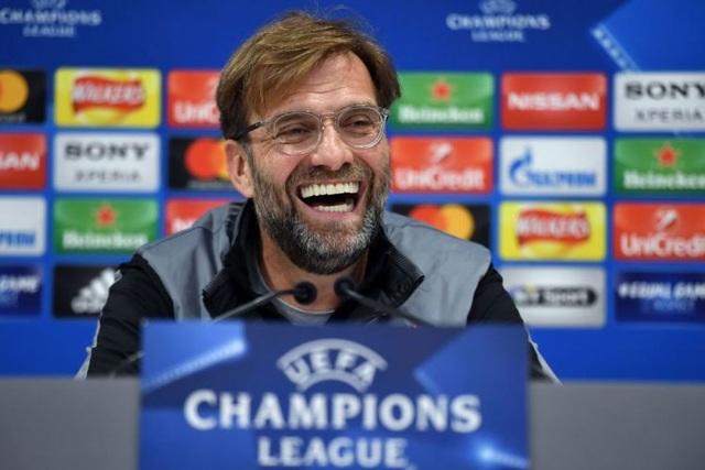 Jurgen Klopp tự tin đối đầu với Man City