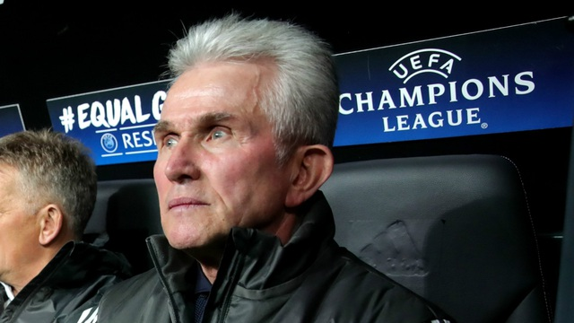 HLV Jupp Heynckes thận trọng khi đối đầu với Sevilla