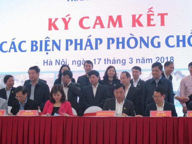 Hà Nội lập 700 điểm giám sát dự phòng dịch bệnh - 1