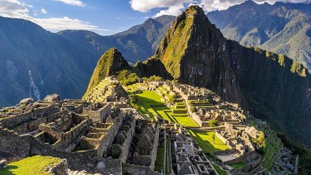 3 vị khách ngoại quốc bị trục xuất vì khỏa thân trước khu di tích Machu Picchu