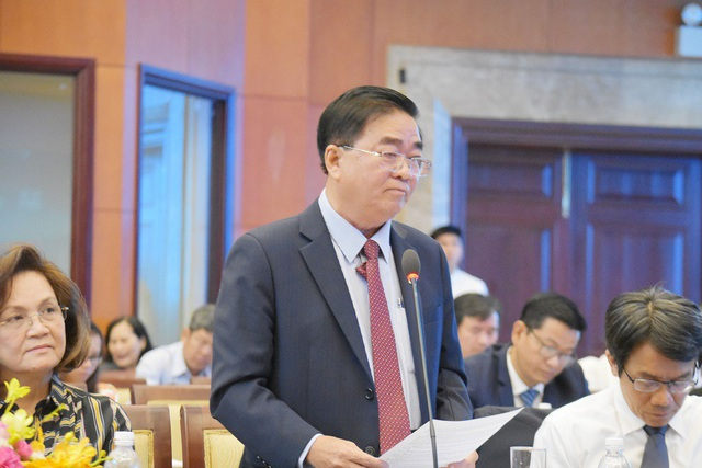 Phó Chủ tịch Hiệp hội Doanh nghiệp TPHCM Nguyễn Xuân Hàn mong thành phố tạo điều kiện cho các doanh nghiệp tham gia nhiều hơn vào các dự án đầu tư công, sử dụng vốn ODA