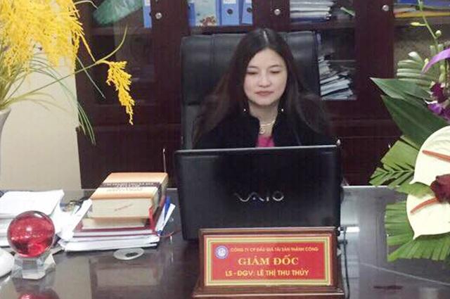 LS Lê Thị Thu Thủy