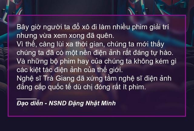 """Xem thêm: """"Những bộ phim hay của chúng ta không kém gì kiệt tác điện ảnh thế giới"""" Vì sao phim hài Việt vẫn có thể cán mốc trăm tỷ?"""