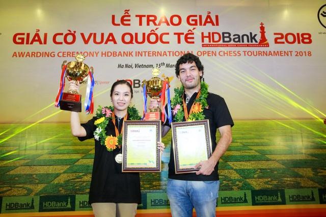 Nghẹt thở trên đường giành ngôi vô địch tại HDBank Master - 1