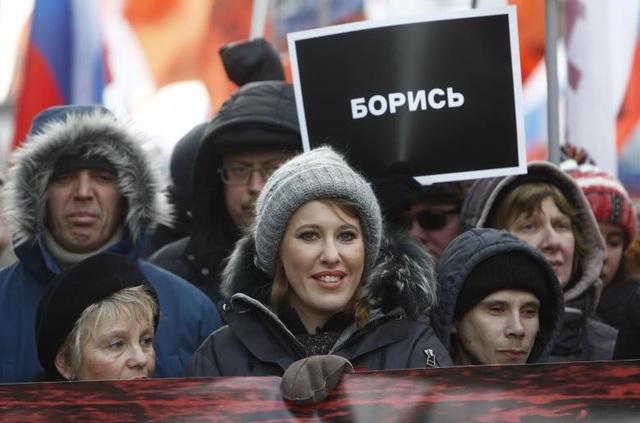 Kết quả sơ bộ sẽ được công bố vào ngày mai 19/3 để chọn ra tổng thống tiếp theo của Nga với nhiệm kỳ 6 năm. (Ảnh: Reuters)