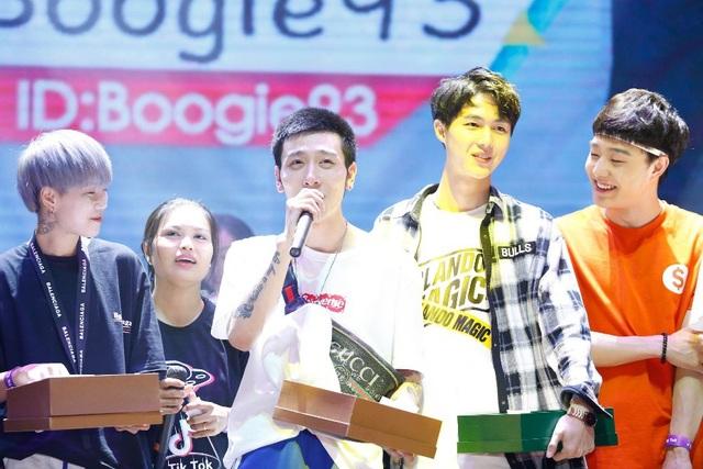 Soobin Hoàng Sơn hội ngộ 200 gương mặt trẻ - 9