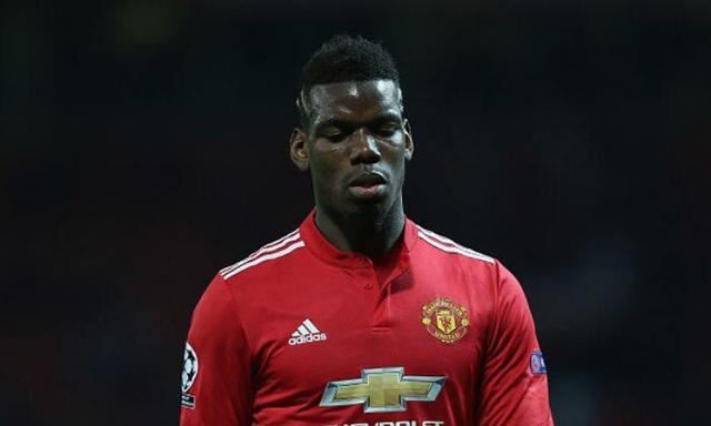 Pogba đang hờn dỗi với Mourinho