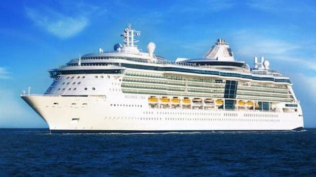 Siêu du thuyền đưa du khách vi vu trên vùng biển Caribbean trong 5 đêm 6 ngày