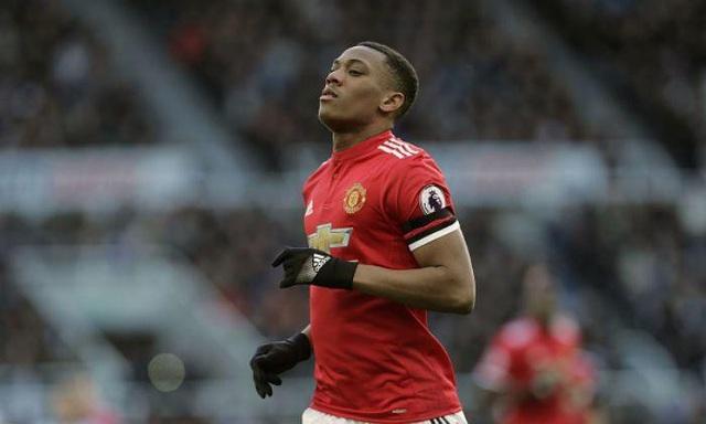 Martial phát triển không tốt dưới thời của Mourinho