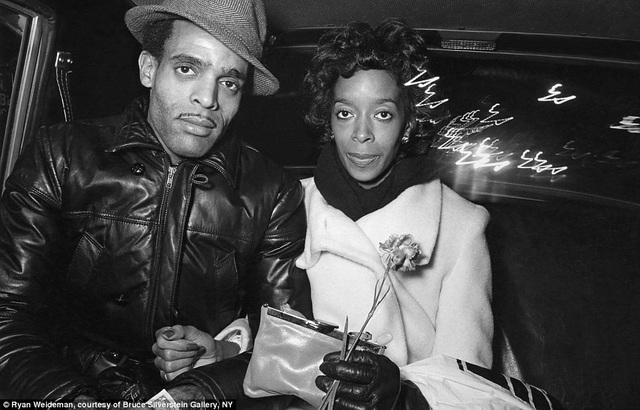 Một cặp đôi hồi năm 1982.
