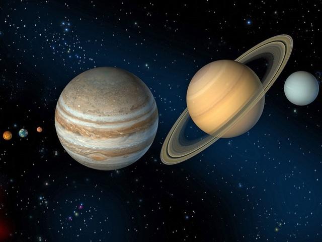 Tại sao các hành tinh lại tròn? - 1