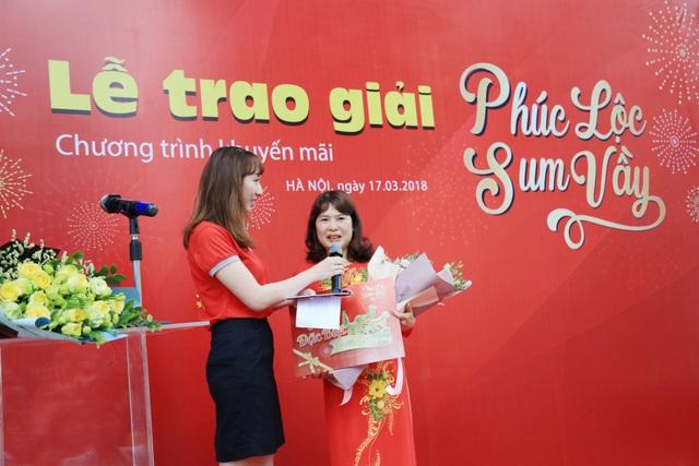 Phỏng vấn KH Chu Thị Liên - Giải Đặc Biệt