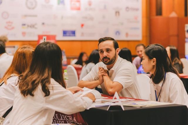 Hội thảo: Kĩ năng IELTS speaking - Mẹo, thủ thuật và tiêu chí chấm điểm của giám khảo - 3