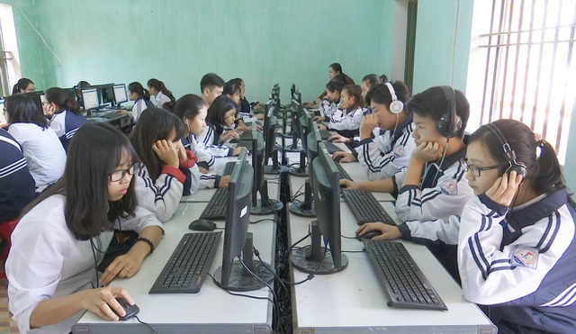 Hơn 65.000 thí sinh tham gia cuộc thi Olympic tiếng Anh trực tuyến - 2