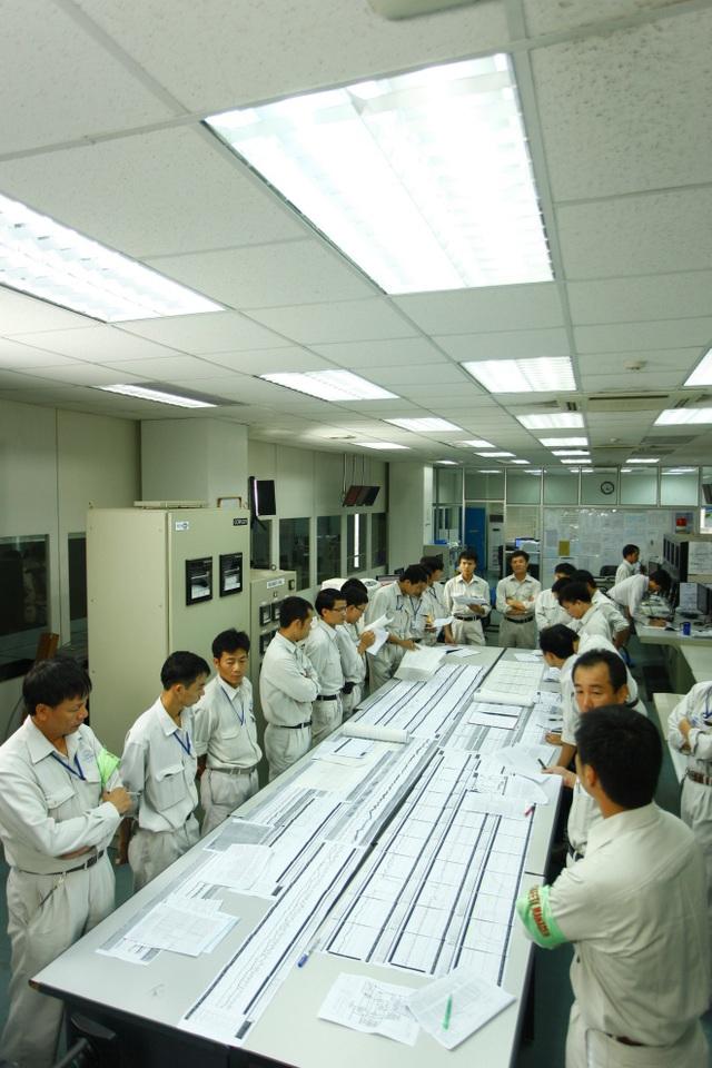 Thường xuyên trao đổi và bàn bạc chính là cách để làm việc hiệu quả nhất tại Nghi Sơn.