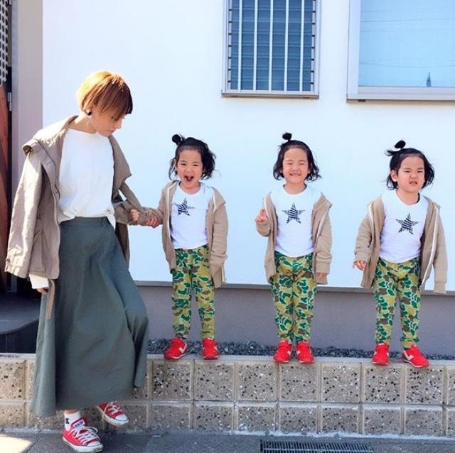 Bộ ảnh dễ thương của bà mẹ 5 con hot nhất Nhật Bản - 8