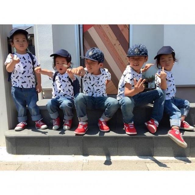 Bộ ảnh dễ thương của bà mẹ 5 con hot nhất Nhật Bản - 9