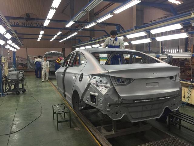 Chính phủ khẳng định không phân biệt đối xử về chính sách giữa doanh nghiệp sản xuất ô tô trong nước và ngoài nước