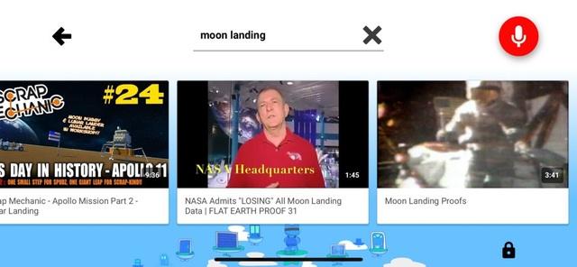 Trên kênh YouTube Kids xuất hiện nhiều nội dung không phù hợp, bao gồm cả những video khoa học được giải thích theo các thuyết giả định.