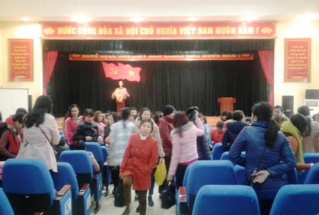Thanh Hóa tổ chức bồi dưỡng theo tiêu chuẩn chức danh nghề nghiệp viên chức giảng dạy trong các cơ sở giáo dục, đào tạo công lập tỉnh Thanh Hóa