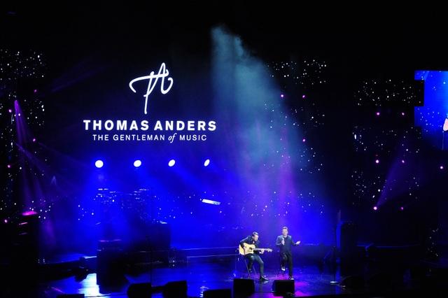 Thomas Anders cùng ê-kíp sẽ đến Hà Nội vào rạng sáng ngày 6/3 - 2