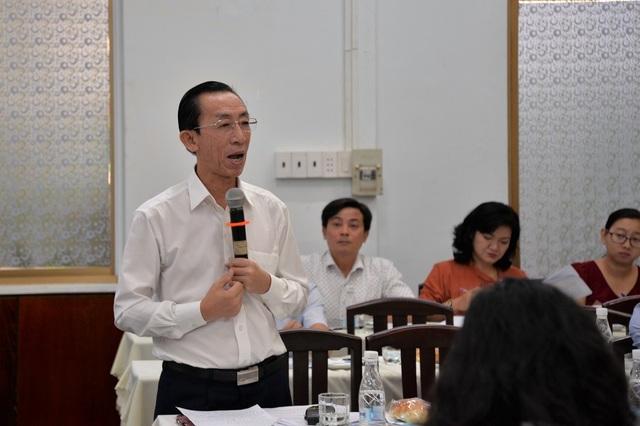 PGS.TS Trần Hoàng Ngân lo ngại mất đoàn kết nội bộ khi đánh giá cán bộ để xét tăng thu nhập