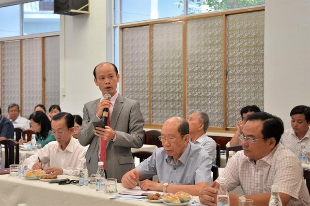 PGS.TS Võ Trí Hảo đề nghị phân loại các cơ quan, đơn vị thành 3 nhóm để áp dụng 3 mức tăng thu nhập