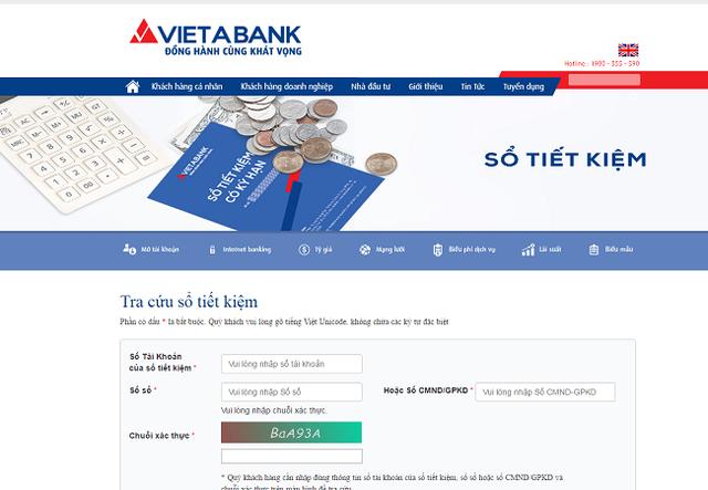Tin vui cho người gửi tiết kiệm ngân hàng - 1