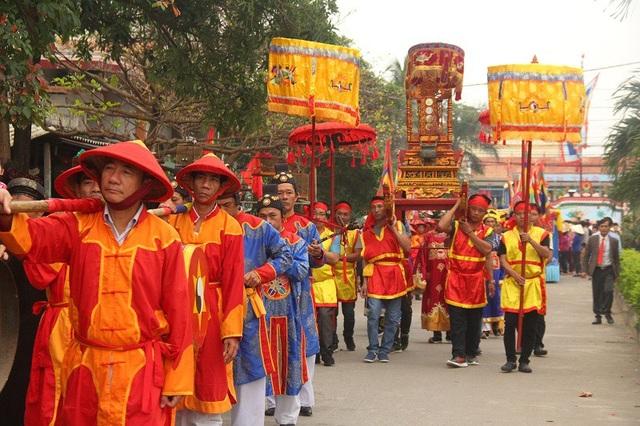 Quảng Bình: Độc đáo Lễ Cầu ngư của người dân làng biển - 3