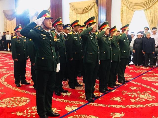 Lễ viếng nguyên Thủ tướng Phan Văn Khải - 15