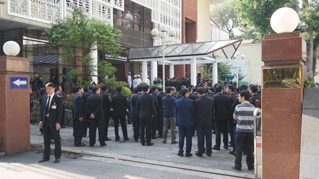 Lễ viếng nguyên Thủ tướng Phan Văn Khải - 10