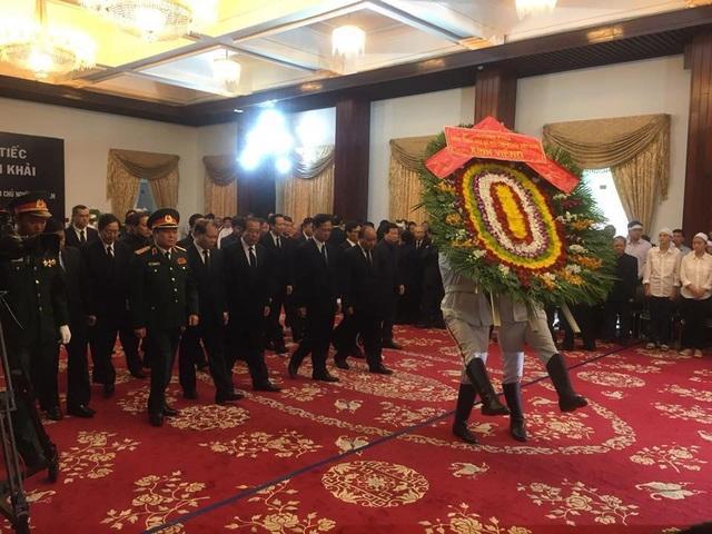 Lễ viếng nguyên Thủ tướng Phan Văn Khải - 16