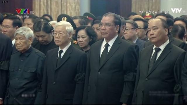 Lễ viếng nguyên Thủ tướng Phan Văn Khải - 2