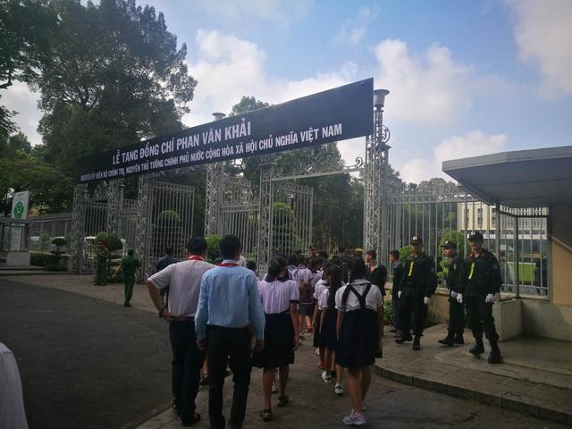 Lễ viếng nguyên Thủ tướng Phan Văn Khải - 24