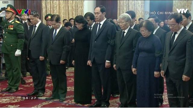 Lễ viếng nguyên Thủ tướng Phan Văn Khải - 5