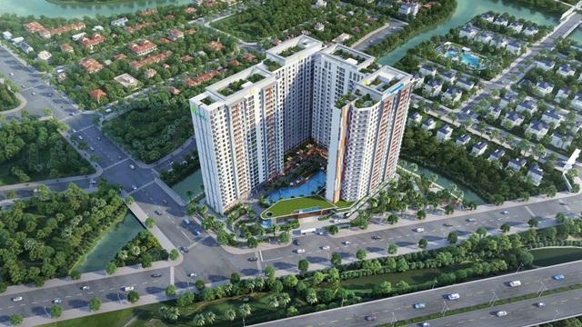 Toàn cảnh dự án căn hộ Jamila