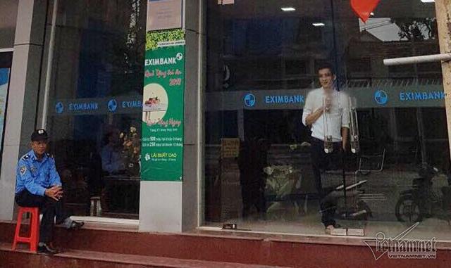 Phòng giao dịch Eximbank tại huyện Đô Lương