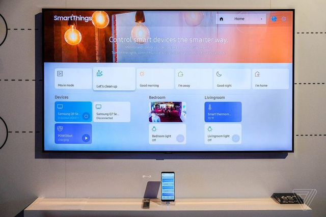 Samsung sử dụng trí tuệ nhân tạo cho TV 8K - 4