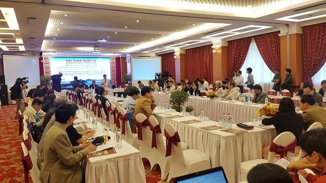 Nhiều vấn đề xung quanh giá trị về cảnh quan tại 4 cụm lăng tẩm hoàng gia triều Nguyễn được nêu ra tại Hội thảo quốc tế